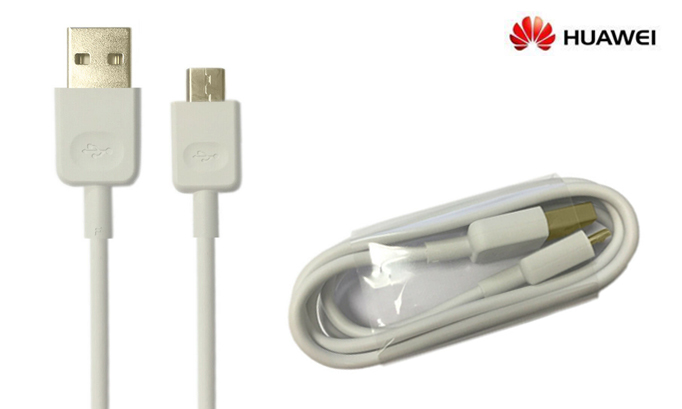 Genuine Huawei Fast Micro USB Charger Cable Data Transfer Lead Mains Power Outlet Cord