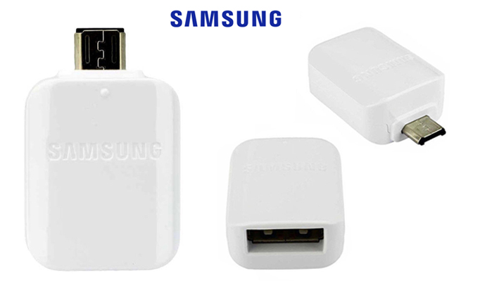 Genuine Samsung Fast Micro USB OTG Adapter Data Sync Plug Flash Drive Connector For Phones